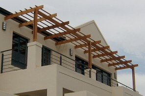 Balau Pergola in Dune Ridge Estate Blouberg (3)